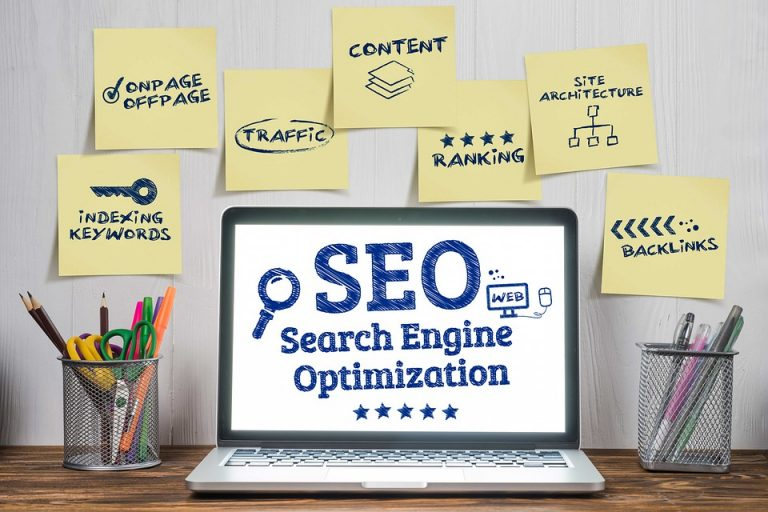 Why is SEO important for an online business?